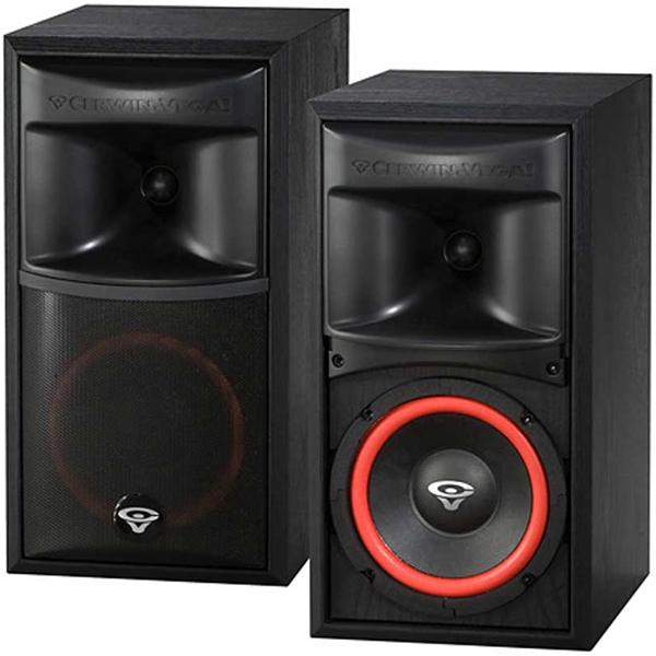 Полочная акустика Cerwin-Vega XLS-6 Black cerwin vega int 152v2