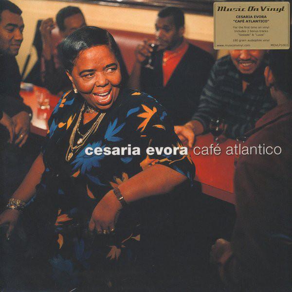 CESARIA EVORA CESARIA EVORA - CAFE ATLANTICO (2 LP)