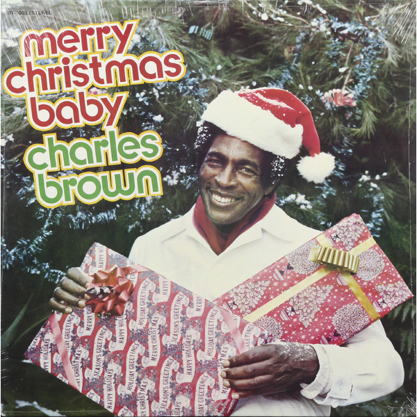 CHARLES BROWN CHARLES BROWN - MERRY CHRISTMAS BABY