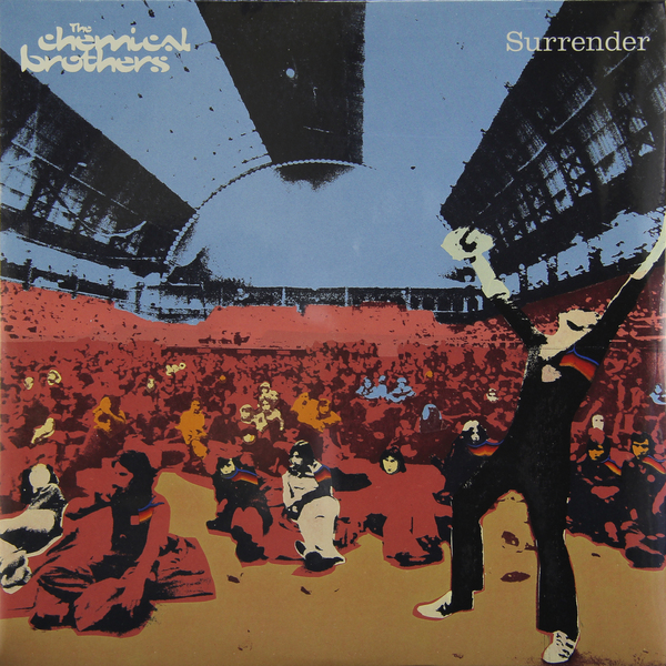 Chemical Brothers Chemical Brothers - Surrender (2 Lp, 180 Gr) guano apes guano apes proud like a god 180 gr colour