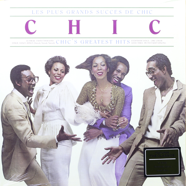 CHIC CHIC - Chic's Greatest Hits chic chic chic s greatest hits