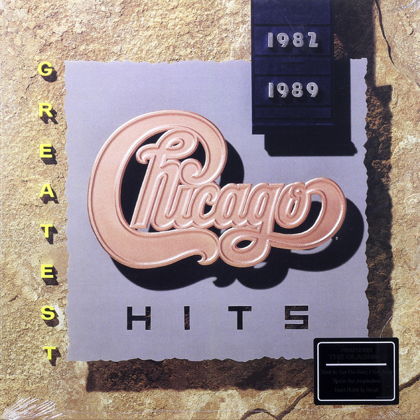 CHICAGO CHICAGO - GREATEST HITS 1982-1989 greatest hits 1982 89 cd