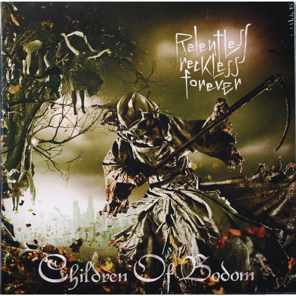 CHILDREN OF BODOM CHILDREN OF BODOM-RELENTLESS RECKLESS FOREVERВиниловая пластинка<br><br>