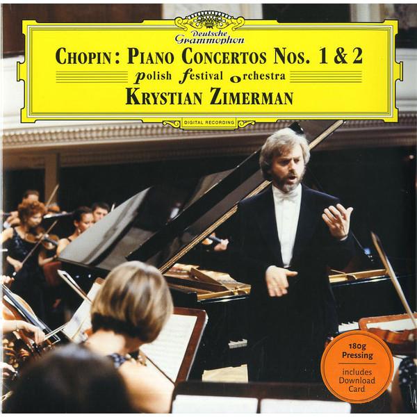 Chopin Chopin - Piano Concertos Nos. 1 2 (2 LP) richard tognetti mozart violin concertos nos 1 2