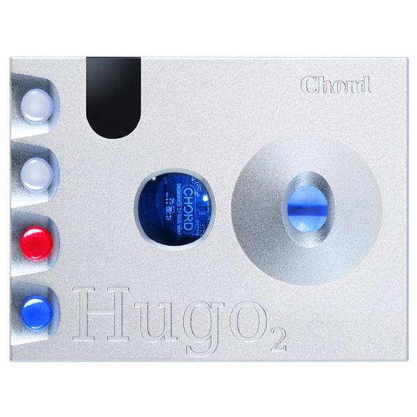 Усилитель для наушников Chord Electronics Hugo 2 Silver усилители для наушников nuforce icon udac 2 silver