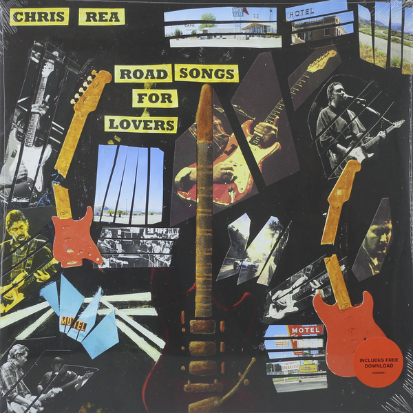 Chris Rea Chris Rea - Road Songs For Lovers (2 LP) chris rea the very best of cd