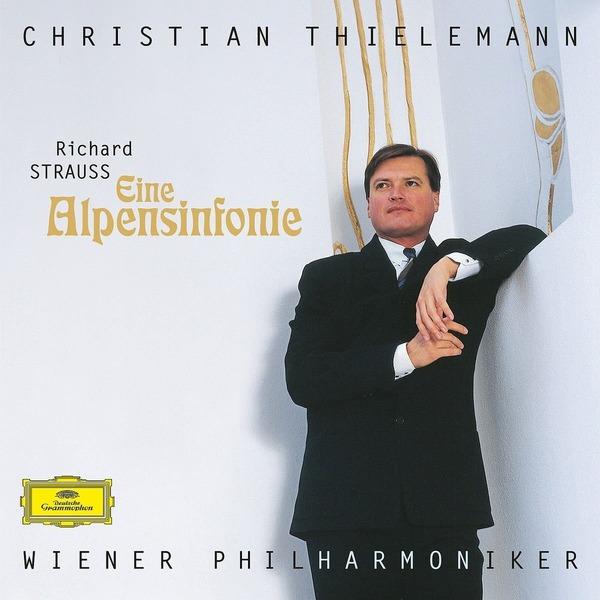 Strauss StraussChristian Thielemann - : Eine Alpensinfonie Op.64 strauss christian thielemann ariadne auf naxos blu ray