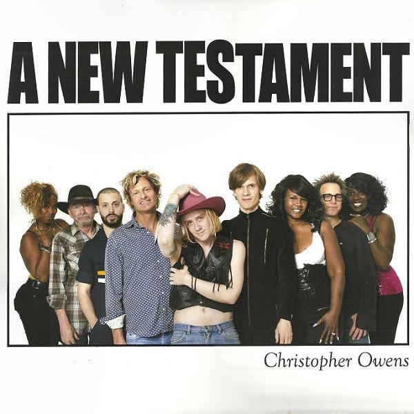 Christopher Owens Christopher Owens - A New Testament (lp + Cd) partners lp cd