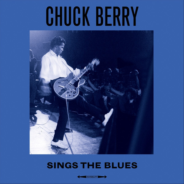 Chuck Berry Chuck Berry - Sings The Blues chuck berry chuck berry best of the chess years 2 lp