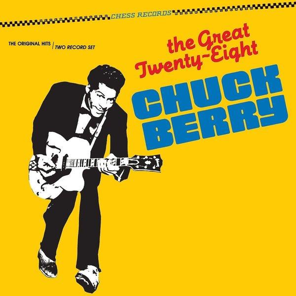 Chuck Berry Chuck Berry - The Great Twenty-eight (2 LP) chuck berry chuck berry best of the chess years 2 lp