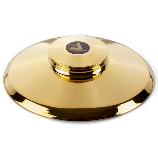 Прижим для пластинки  Quadro Clamp Gold
