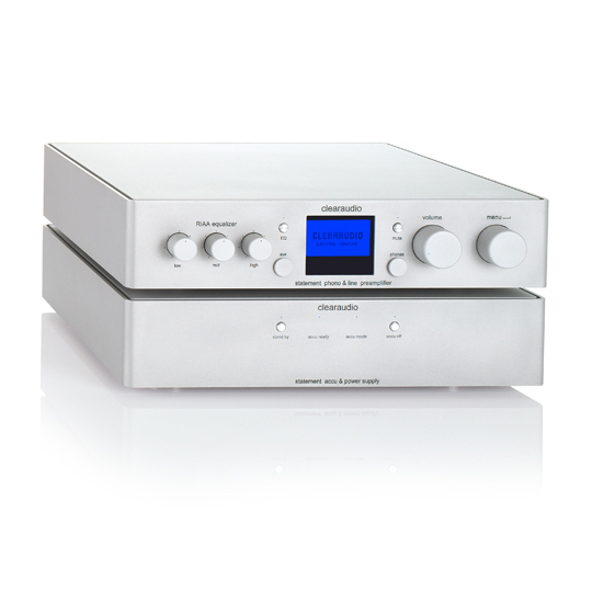 ������������� Clearaudio Statement Phono
