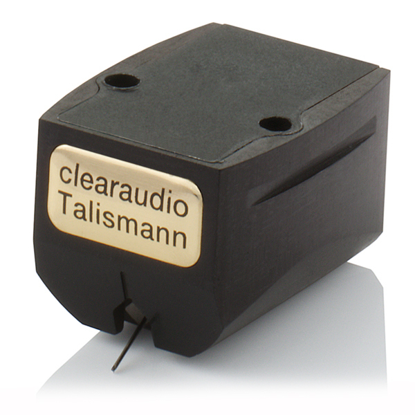 Головка звукоснимателя Clearaudio Talismann V2 Gold clearaudio concept mc black
