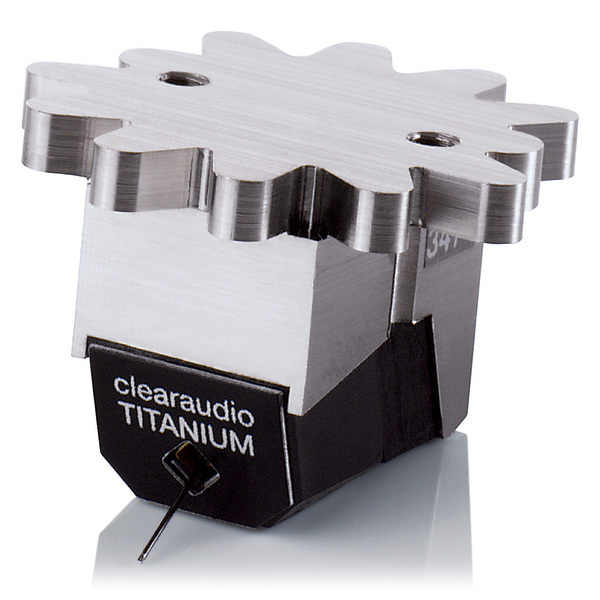 Головка звукоснимателя Clearaudio
