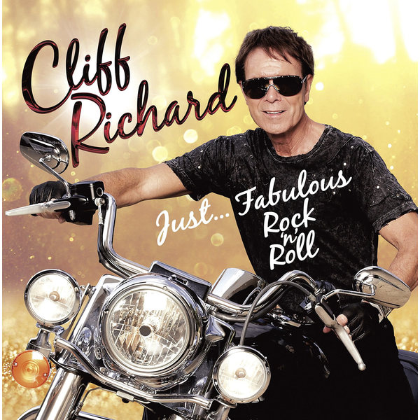 CLIFF RICHARD CLIFF RICHARD - JUST… FABULOUS ROCK 'N' ROLL каталки игрушки molto пальма