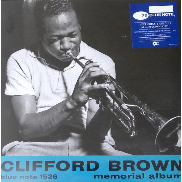 Clifford Brown Clifford Brown - Memorial Album цена 2017