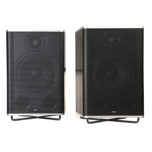 Активная полочная акустика T+A CM Active Silver/Black полочная акустика sonus faber principia 1 black