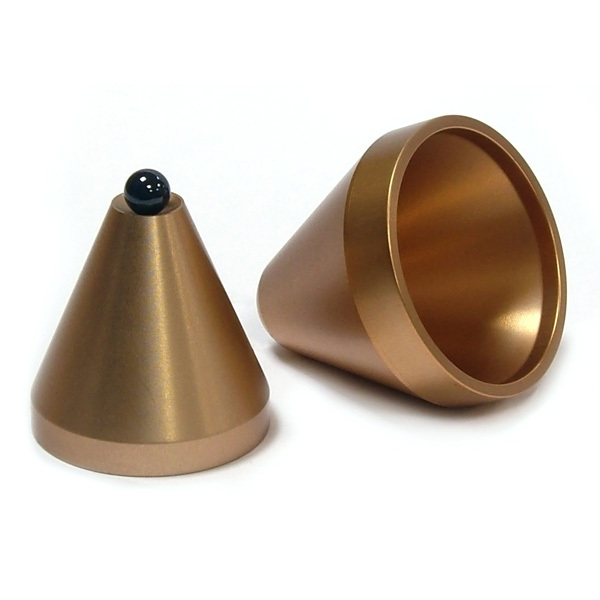 Конус Cold Ray 3 Ceramic Copper (комплект 3 шт.)