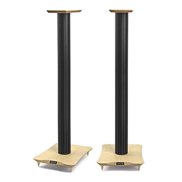 Стойка для акустики Cold Ray S9 SM Black Tube/Birch стойка для акустики waterfall подставка под акустику shelf stands hurricane black
