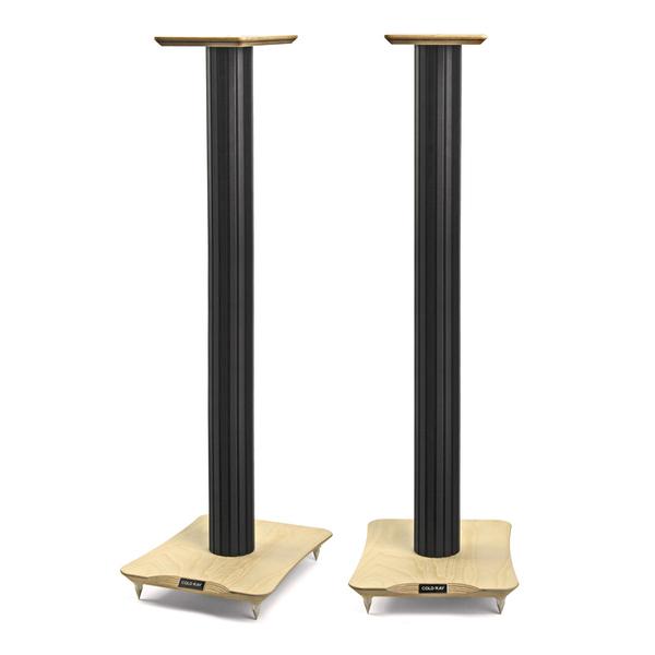Стойка для акустики Cold Ray S9 Black Tube/Birch стойка для акустики waterfall подставка под акустику shelf stands hurricane black