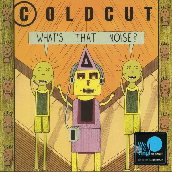 Coldcut Coldcut - What's That Noise? (180 Gr) guano apes guano apes proud like a god 180 gr colour