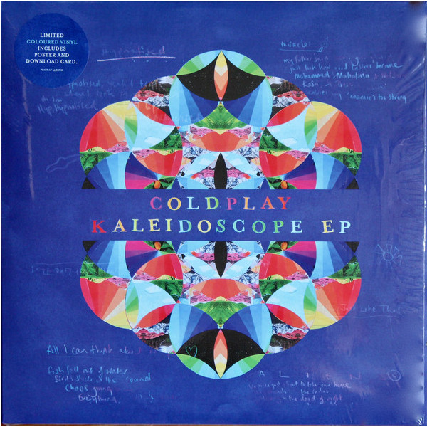Coldplay Coldplay - Kaleidoscope (ep) coldplay coldplay rush of blood to the head