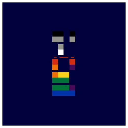 Coldplay Coldplay - X y (2 LP) coldplay coldplay a head full of dreams 2 lp