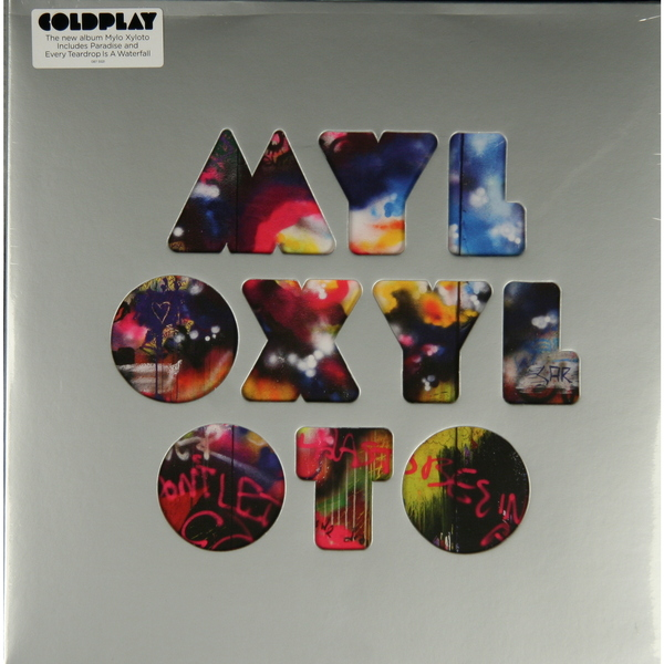 Coldplay Coldplay - Mylo Xyloto coldplay coldplay rush of blood to the head