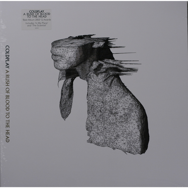 Coldplay Coldplay - Rush Of Blood To The Head coldplay coldplay rush of blood to the head