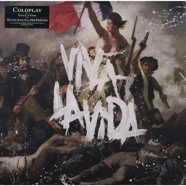 Coldplay Coldplay - Viva La Vida coldplay coldplay rush of blood to the head