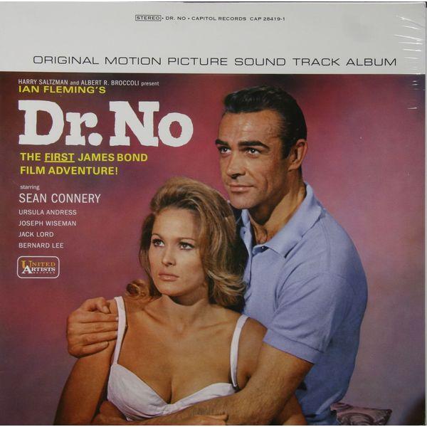 САУНДТРЕК САУНДТРЕК - JAMES BOND 007: DR. NOВиниловая пластинка<br><br>
