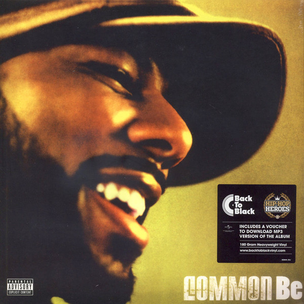 Common Common - Be (2 LP) купить common interface на самсунг