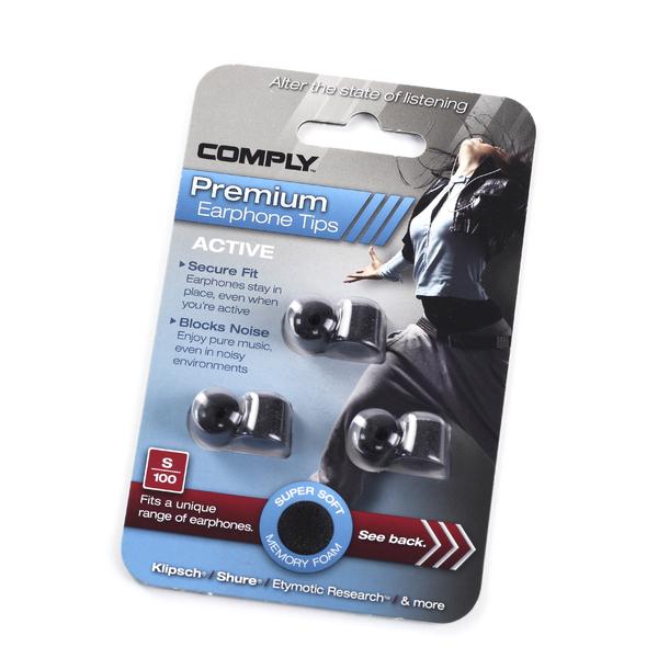 все цены на  Амбушюры для наушников Comply S-100 CH-S (3 пары)  онлайн
