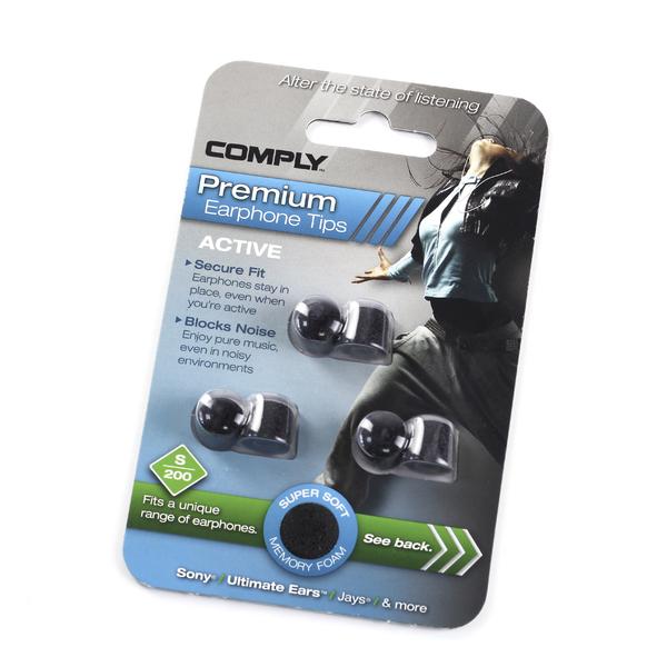 все цены на  Амбушюры для наушников Comply S-200 CH-S (3 пары)  онлайн