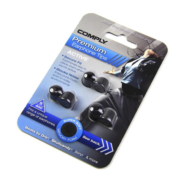 Амбушюры для наушников Comply S-400 S/M/L Charocal (3 пары) амбушюры для наушников comply tx 400 s black 3 пары