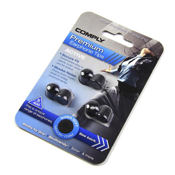 Амбушюры для наушников Comply S-400 CH-M (3 пары) амбушюры для наушников comply tx 400 s black 3 пары