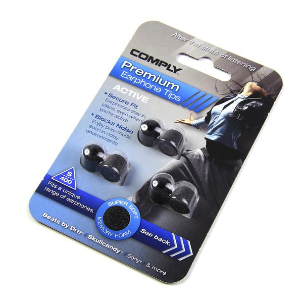 Амбушюры для наушников Comply S-400 CH-S (3 пары) амбушюры для наушников comply tx 400 s black 3 пары
