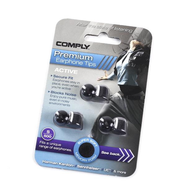 все цены на  Амбушюры для наушников Comply S-500 CH-M (3 пары)  онлайн