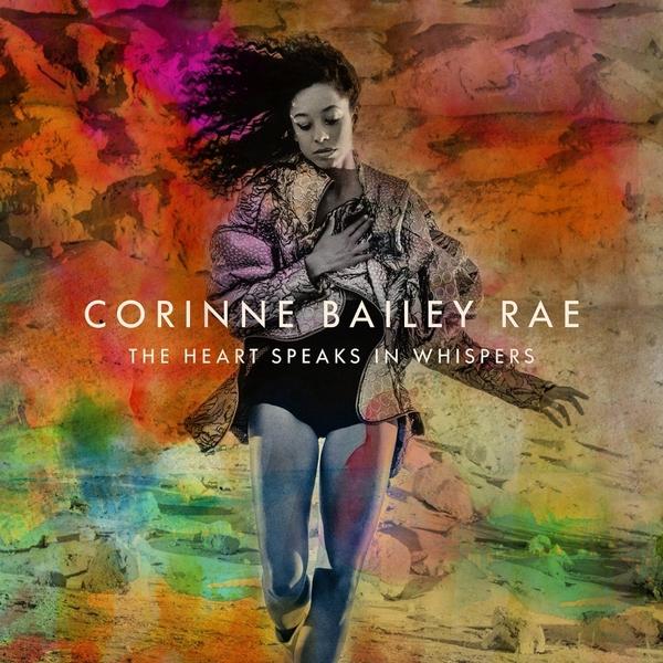 Corinne Bailey Rae Corinne Bailey Rae - The Heart Speaks In Whispers (2 LP) whispers in the dark