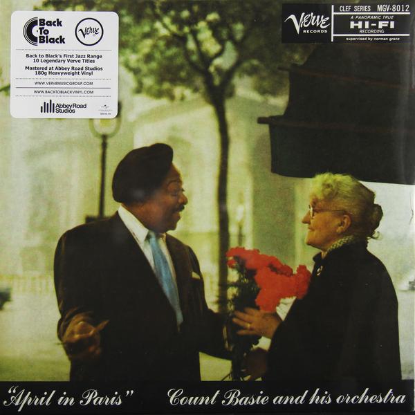 Count Basie Count Basie - April In Paris (180 Gr) scott s w count robert of paris