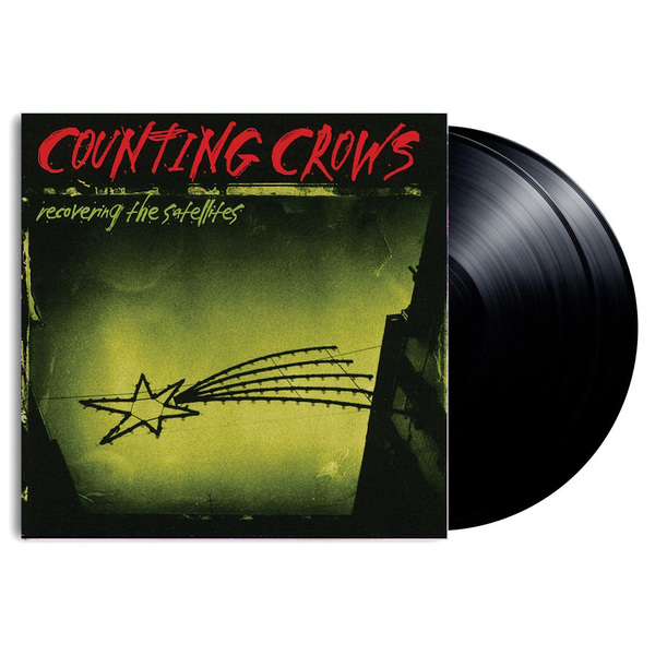 Counting Crows Counting Crows - Recovering The Satellites (2 LP) six crows