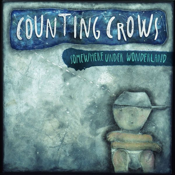 Counting Crows Counting Crows - Somewhere Under Wonderland six crows