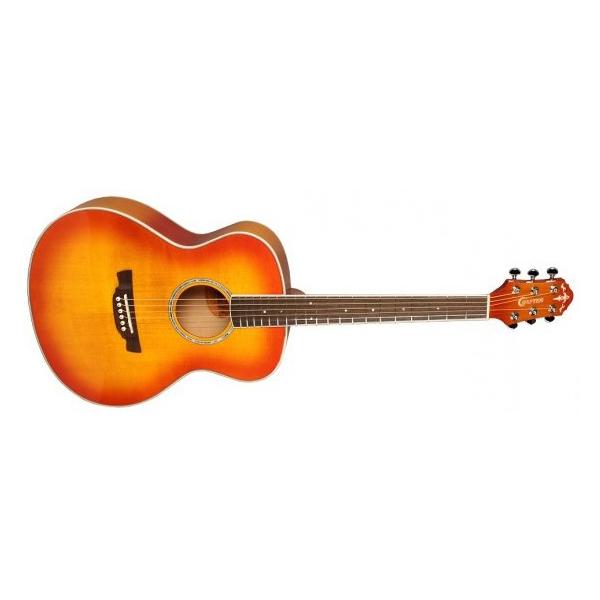 Гитара акустическая CRAFTER Castaway A/OS + чехол (уценённый товар)