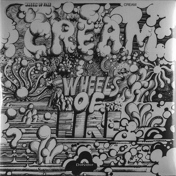CREAM CREAM - Wheels Of Fire (2 LP) сумка lake of fire k 1047 2015