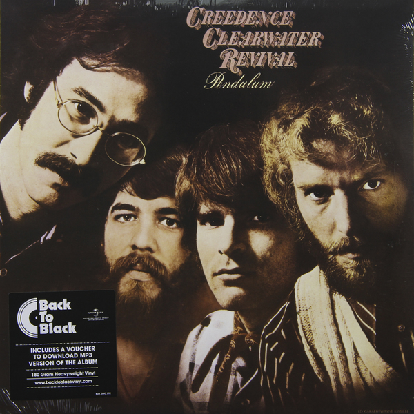 Creedence Clearwater Revival Creedence Clearwater Revival - Pendulum (180 Gr) creedence clearwater revival виниловая пластинка