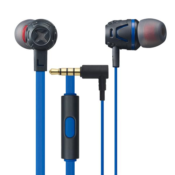 Внутриканальные наушники CresynВнутриканальные наушники<br>Внутриканальные наушники с динамичным дизайном, оснащенные пультом ДУ и микрофоном. Плоский кабель с защитой от спутывания. Частотный диапазон 20 - 20000 Гц, чувствительность 100 дБ, сопротивление 16 Ом, вес 4,9 г.<br>