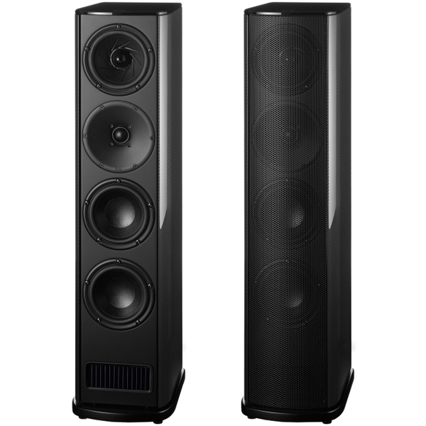 Напольная акустика T+A Criterion TCD 315 S High Gloss Black t a solitaire cwt 1000 se high gloss black