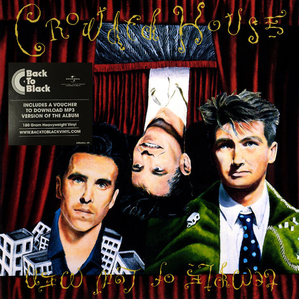 CROWDED HOUSE CROWDED HOUSE - TEMPLE OF LOW MEN