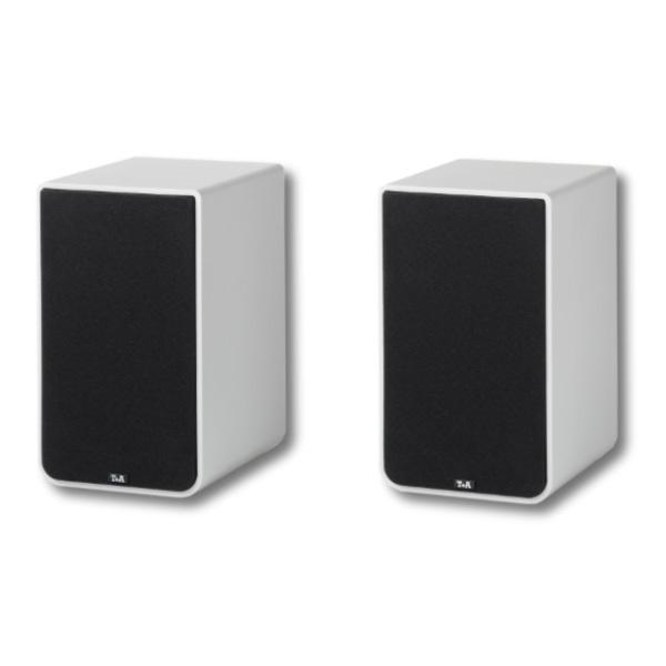 Полочная акустика T+A CS Mini Silver/Black полочная акустика sonus faber principia 1 black