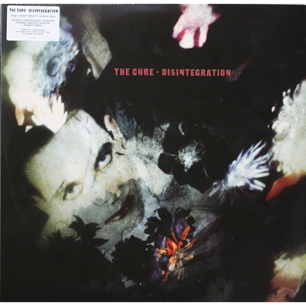 THE CURE THE CURE - DISINTEGRATION (2 LP, 180 GR, REMASTERED) the cure 4 13 dream